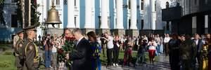 Порошенко не пришел на Марш достоинства ко Дню Независимости