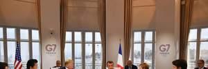 Перший день саміту G7: Трамп і Трюдо відзначили прогрес зустрічі