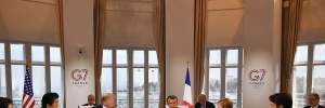 Первый день саммита G7: Трамп и Трюдо отметили прогресс встречи