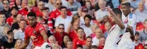 """""""Манчестер Юнайтед"""" испытал неожиданное поражение от """"Кристал Пэлас"""": видео"""