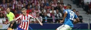 """""""Атлетіко"""" здійснив камбек у грі з """"Ювентусом"""", відігравшись на останніх хвилинах: відео"""