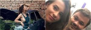 Оголене тіло і селфі з політиками: що публікує українська модель Ася Міковіч в Instagram (18+)