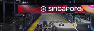 Етап Формули-1 в Сінгапурі опинився під загрозою зриву