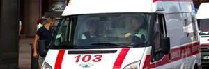 Смертельне зіткнення маршрутки з пасажирами та легковика сталося на Львівщині