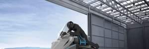 Японцы анонсировали летающий мотоцикл: фото
