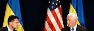 Владимир Зеленский поговорил по телефону  с вице-президентом США: детали