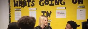 Іванка Трамп приміряла стильну сукню для зустрічі зі школярами: фото
