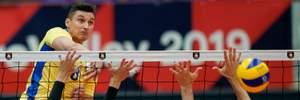 Сборная Украины уступила Польше на Евро-2019 по волейболу, но сыграет в плей-офф