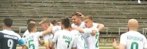 Фанаты украинского клуба заставили игроков снять футболки после очередной неудачи: видео