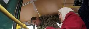 Зеленский подписал закон о штрафах за отказ в льготном проезде участникам боевых действий