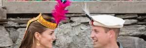 Стежками принцеси Діани: герцоги Кембриджські зустрілись з жителями Гімалаїв