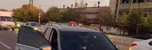 В Днепре расстреляли Mercedes, погиб Армен Багдасарян: все, что известно – фото, видео