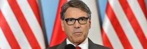 """Міністр енергетики США Рік Перрі йде у відставку після звинувачень у спробі впливу на """"Нафтогаз"""""""