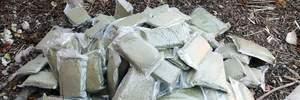 На Донетчине мужчина вырастил марихуану на миллион гривен: фото