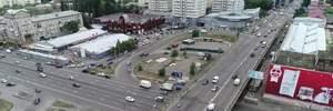У Києві знову обмежать рух через будівництво Шулявського мосту: як краще їхати
