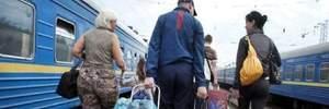 Скільки зараз в Україні переселенців з Донбасу та Криму: цифра