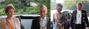 Хто з королівської родини відвідав інтронізацію імператора Японії: чарівні фото