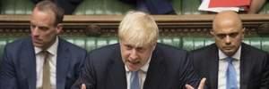 Парламент Британии предварительно поддержал соглашение о Brexit