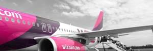 Через погоду літак Wizz Air замість Львова сів у Румунії