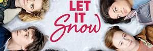 """Рождественская комедия """"Пусть идет снег"""": Netflix опубликовал первый романтический трейлер"""