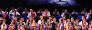 У мережі з'явилось скандальне відеозвернення хору Верьовки до росіян