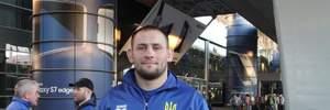 Украинский борец получил бронзу Европейских игр-2019 из-за дисквалификации белоруса
