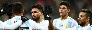 Аргентина та Уругвай зіграли внічию завдяки голам зіркових футболістів: відео