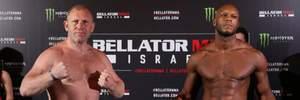 Американец Вассел мощно нокаутировал россиянина Харитонова на турнире Bellator 234: видео