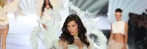 Белла Хадид призналась, что не чувствовала себя сексуальной на показах белья Victoia's Secret