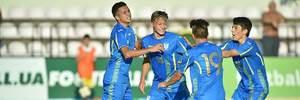 Юношеская сборная Украины победила Албанию и приблизилась к выходу на Евро-2020