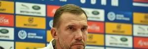 Матч проти Сербії був певною мірою підготовкою до Євро-2020, – Андрій Шевченко
