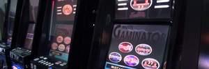 В Киеве произошла кровавая резня в зале игровых автоматов: видео 18+