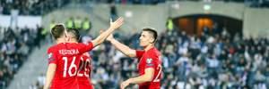 """Захисник """"Динамо"""" отримав безглузду травму у матчі за збірну у відборі на Євро-2020: відео"""