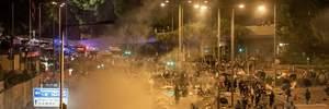 Гонконг: Сенат США принял важный законопроект в поддержку протестующих