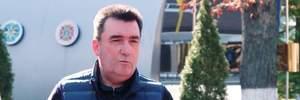 Никаких документов о подготовке депортации жителей Донбасса не существует, – СНБО