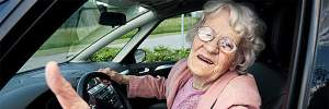 В Італії затримали пенсіонерку, яка 50 років їздила без водійських прав