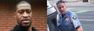 Вбивство, що сколихнуло США: поліцейського, причетного до смерті Флойда, взяли під варту