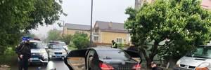 Полиция задержала подозреваемых в перестрелке в Броварах: видео спецоперации