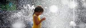 Прогноз погоди на 18 червня: на Заході грітиме палюче сонце, на Сході – далі дощі