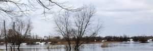 Можливі затоплення: на Львівщині прогнозують підйом води у річках
