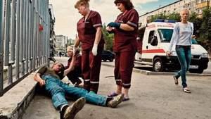 """Голова спілки парамедиків роз'яснив, коли потрібно викликати """"швидку"""" безпритульним"""