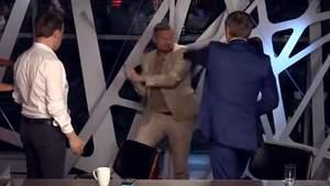 Нардепы Мосийчук и Шахов устроили жесткую драку в эфире: видео