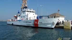 США завтра передадуть Україні патрульні катери типу Island