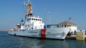 США завтра передадут Украине патрульные катера типа Island