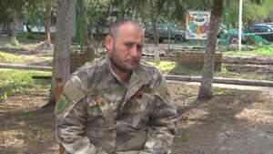 Добровольческие батальоны выходят с передовой, но мы не выходим с войны: громкое заявление Яроша