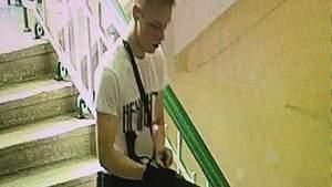 Йде вбивати: з'явилось останнє відео з Росляковим перед трагедією у Керчі