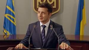 Зеленский представил команду, с которой идет в президенты: список
