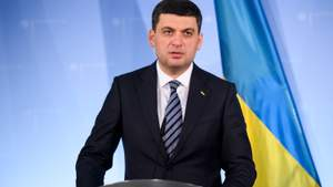 Володимир Гройсман заявив, що подасть у відставку
