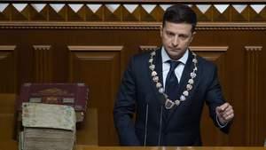 Петиція за відставку Зеленського на сайті президента вже зібрала майже 46 тисяч голосів