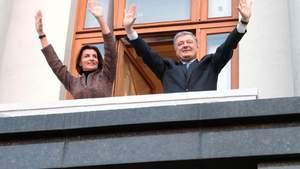 Присвоить Порошенко звание Героя Украины – такая петиция появилась на сайте президента